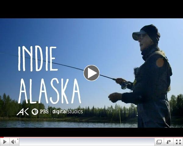 I Am A Fly Fisher | INDIE ALASKA
