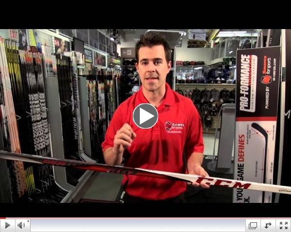 Pro-Formance Custom Stick Fitting System by Source For Sports®