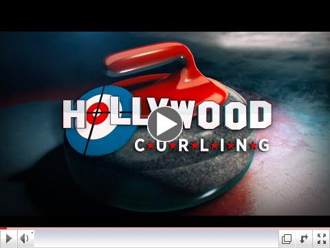 Hollywood Curling Grant Video