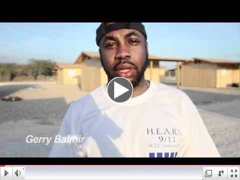 H.E.A.R.T. 9/11 Volunteer Gerry Balmir - Local 79