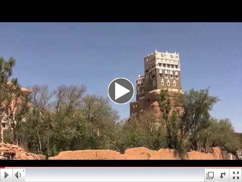 Yemen-Church on the Rock