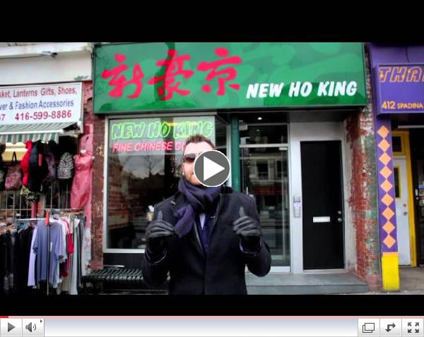 China Town, Toronto with Alex J Wilson