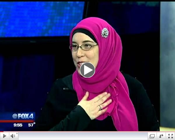 CAIR-Texas Rep Interviewed About Promoting Positive View of Islam, Muslims (Video)