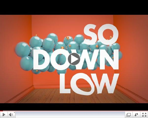 The Elwins - So Down Low [Official Lyric Video]
