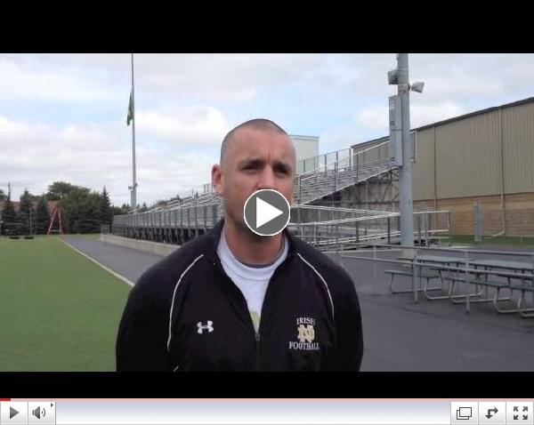 Coach Zimm video