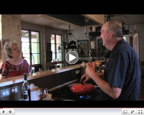 Wine Cooking Spotlight with Special Guest Kathy Ragsdale