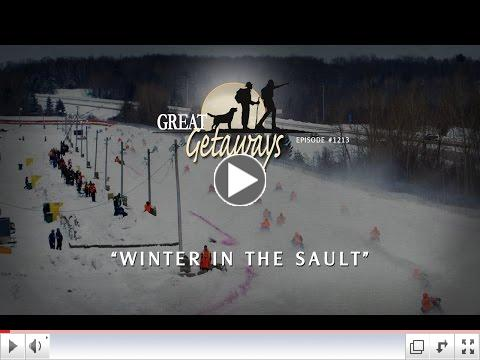 Watch or Download the full episode of Winter in the Sault