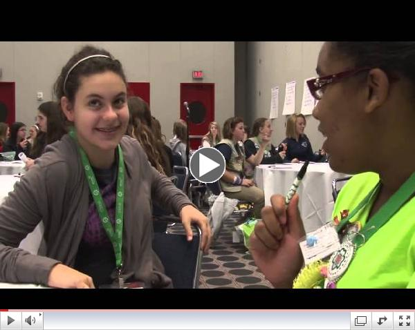 Girl Scout Leadership Institute Presentation Trailer