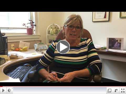 Advice from Academic Advisor Spring Forsberg-Lewis