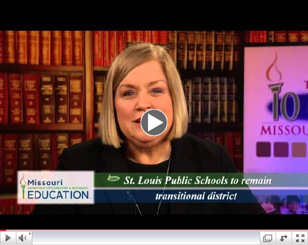Commissioner's Video Message May 2014