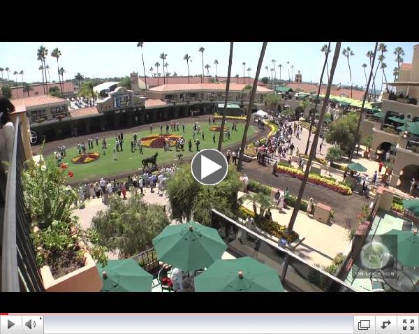 O TV - WCR Day at the Races Del mar