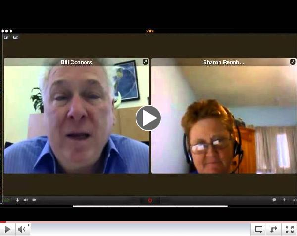 Interview with Bill Connors    I hate aphasia