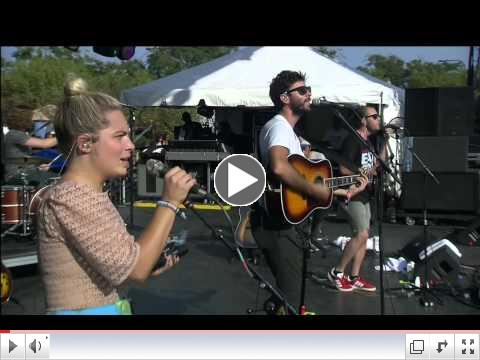 The Head & The Heart - Cats and Dogs @ Lollapalooza 2012