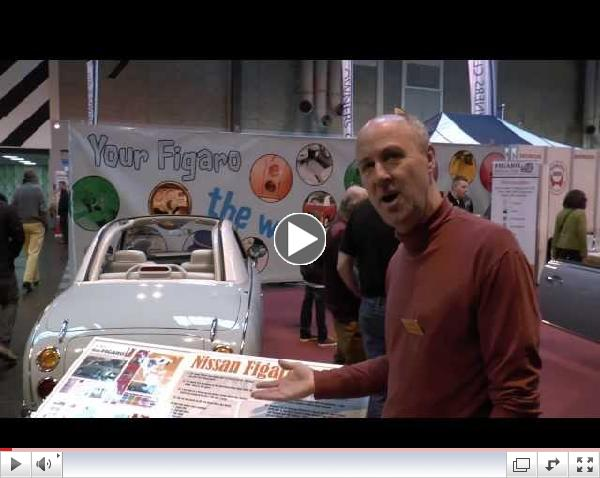 NEC Classic Car Show Video - Nov 15-17 2013