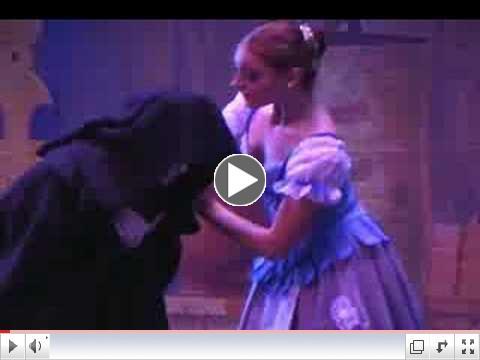 Cinderella Preview - Moscow Ballet