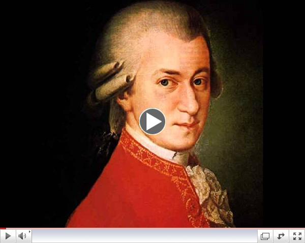 Mozart: Overture - 'Le nozze di Figaro'
