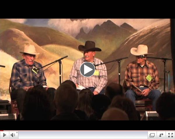 Italics:  NOIAW Gala/Italian American Ranchers & Cowboy Poet
