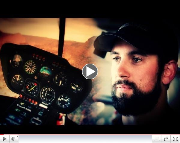 U.S. Marine Veteran to Professional Helicopter Pilot in 19 Months