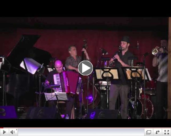 Roger Davidson & The Frank London Klezmer Orchestra -