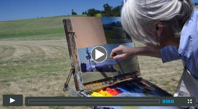 Willamette Valley Plein Air @ ART Elements, Gallery Artist Interviews