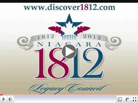 Niagara 1812 Raido PSA #2 (30 sec)