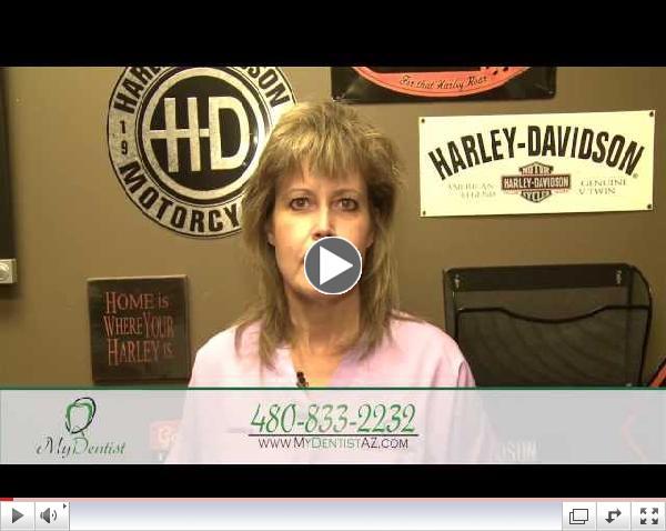Meet Jessica - Dental Hygienist (RDH) - MyDentistAZ.com