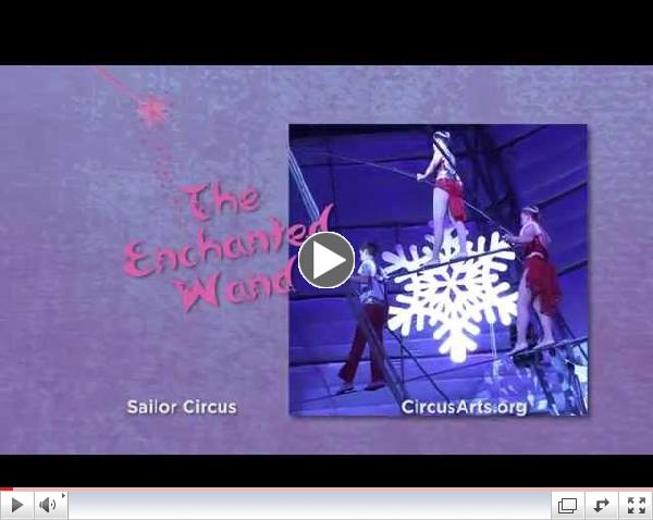 Sailor Circus Holiday Show :30 TV spot