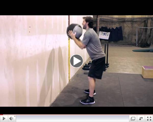 CrossFit - Wall Ball