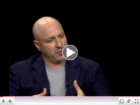 Top Chef judge Tom Colicchio on success and happines