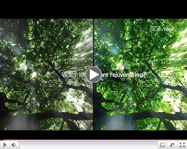 Samsung GALAXY Tab S Commercial