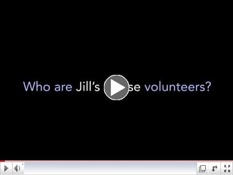 Watch Mike share his story about serving at Jill's House.