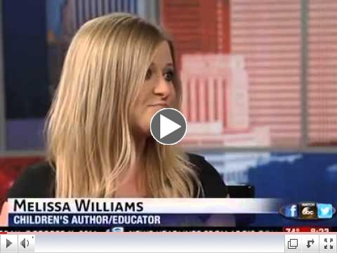 Bullying Prevention Awareness with Texas Children's Author Melissa Williams