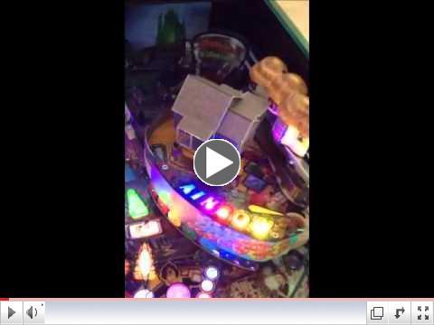 E3 Teaser Video 3 - Rainbow -WOZ Pinball - Jersey Jack Pinball, Inc.