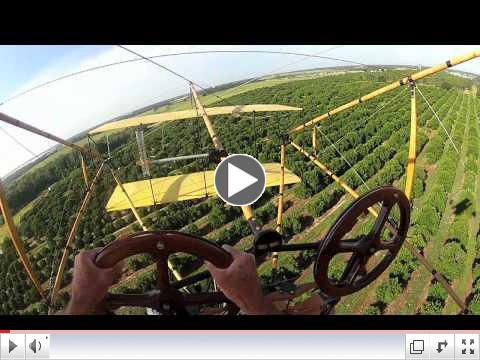 GoPro - Kermie Cam - Curtiss Pusher