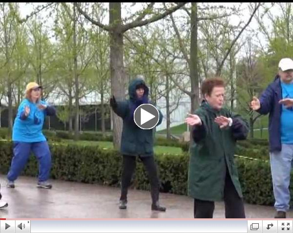 History is Made in 2013 - World Tai Chi & Qigong Day - Harvard Lectures- Interview w WTCQD Founder