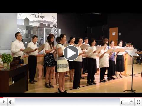 Korean UMC, ABQ Choir