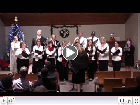 Christmas Eve Choir Anthem - Carol of the Bells