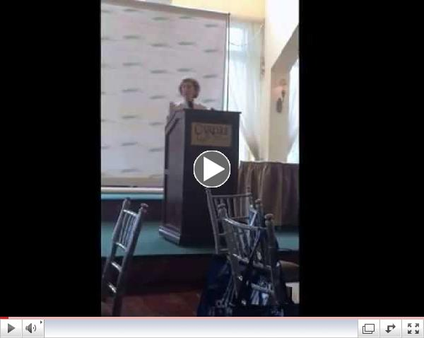 You can listen to Bernadette's full keynote speech on Sustainable Long Island's YouTube Channel!