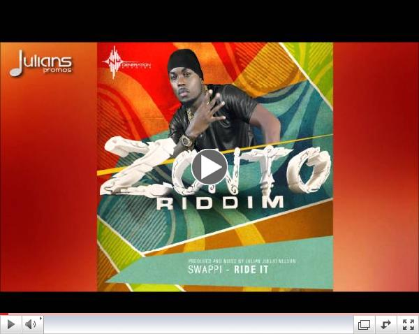 Swappi - Ride It (Zonto Riddim)