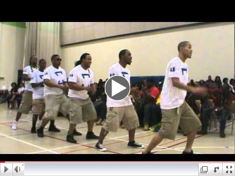 Frostburg- Phi Beta Sigma Stroll Off 2011 Rd. 1