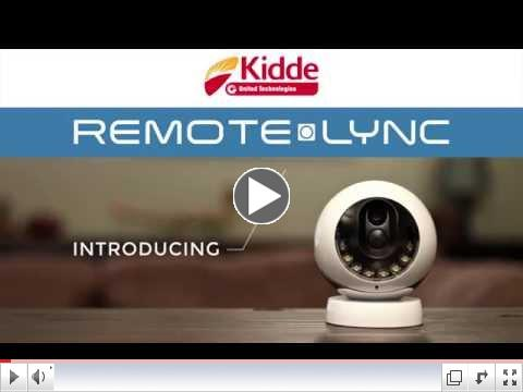 Kidde RemoteLync Camera