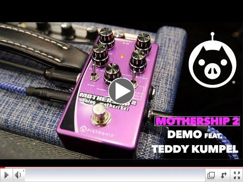 Mothership 2 demo featuring Teddy Kumpel