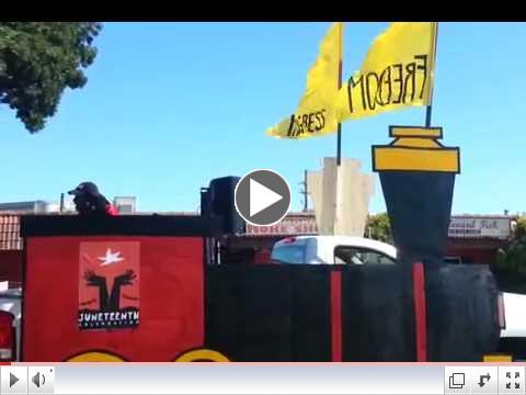 Fight The Power in Richmond, CA. Video by Shoji.
