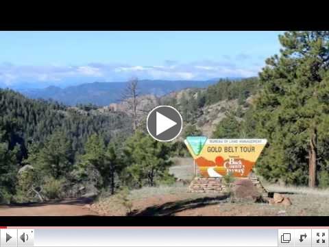 Gold Belt Tour - Colorado