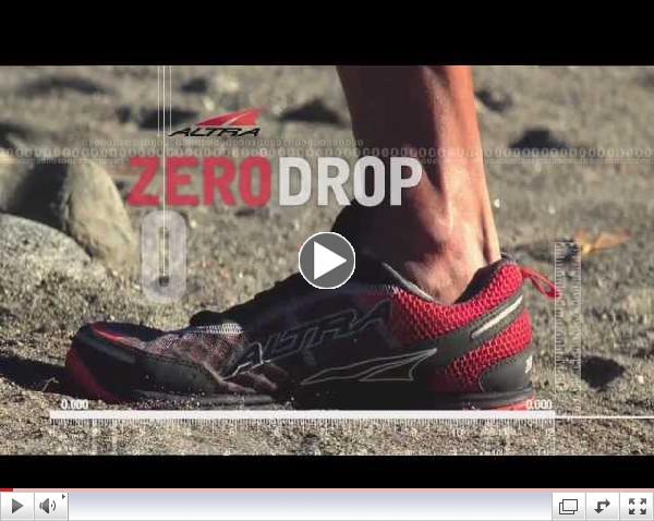 Altra Zero Drop Footwear Commercial