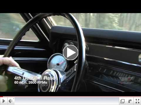 Chevelle with a Magnum PerfectFit Kit Driving Video